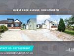Thumbnail for sale in Hurst Park Avenue, Hornchurch