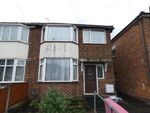 Thumbnail for sale in Berryfield Road, Sheldon, Birmingham