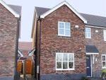Thumbnail to rent in Plot 49, Burdock Gardens, Scunthorpe