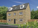 Thumbnail 4 bedroom detached house for sale in The Wordsworth Forge Manor Belgrade Avenue, Chinley, High Peak