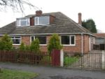 Thumbnail 3 bedroom semi-detached bungalow to rent in Carlton Road, Healing, Grimsby