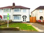 Thumbnail for sale in Brooklands Road, Hall Green, Birmingham