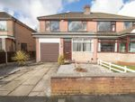 Thumbnail for sale in Dorset Avenue, Farnworth, Bolton