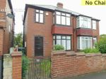 Thumbnail for sale in Chequer Avenue, Belle Vue, Doncaster.