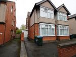 Thumbnail for sale in 52/54 Earlsdon Avenue South, Coventry, West Midlands