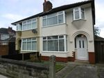 Thumbnail to rent in Ashbourne Crescent, Liverpool, Merseyside