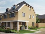 Thumbnail to rent in Plot 127, Bellway At Qeii, Howlands, Welwyn Garden City, Hertfordshire