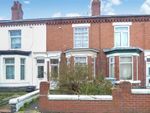 Thumbnail to rent in Westminster Street, Crewe