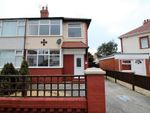 Thumbnail to rent in Neville Avenue, Thornton-Cleveleys, Lancashire