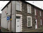 Thumbnail to rent in West Taff Street, Porth
