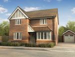 "Thumbnail to rent in ""The Harwood"" at Church Lane, Wistaston, Crewe"