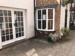 Thumbnail to rent in The Old Coach House, Unit 11 Tudor Row, Lichfield, Staffordshire