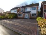 Thumbnail for sale in Raddington Drive, Olton, Solihull, West Midlands