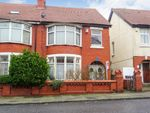 Thumbnail to rent in Collingwood Avenue, Blackpool, Lancashire