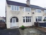 Thumbnail to rent in Dovedale Road, Hoylake, Wirral