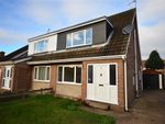 Thumbnail to rent in Derwent Drive, Barlby, Selby
