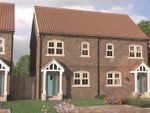 Thumbnail for sale in Plot 8, Burton Fields, New Road, Brandesburton