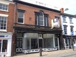 Thumbnail for sale in 9 & 9A, High Street, Uttoxeter