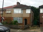 Thumbnail to rent in Parkfield Road, Northolt, Middlesex