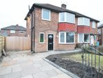Thumbnail to rent in Firswood Drive, Swinton, Manchester