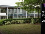 Thumbnail to rent in Unit 415, Winnersh Triangle, Reading