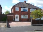 Thumbnail for sale in Derwent Road, Palmers Cross, Wolverhampton