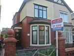 Thumbnail for sale in Norwood Avenue, Blackpool