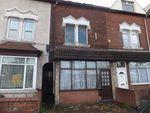 Thumbnail for sale in Washwood Heath Road, Ward End, Birmingham
