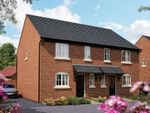 "Thumbnail to rent in ""The Southwold"" at Acton Court, Burton Road, Streethay, Lichfield"