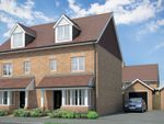 "Thumbnail to rent in ""The Darwin"" at Reigate Road, Hookwood, Horley"