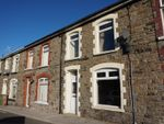 Thumbnail to rent in Upper Stanley Terrace, New Tredegar
