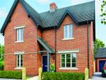 Thumbnail to rent in The Aran, Plot 28, Moira, Leicestershire