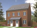 "Thumbnail to rent in ""The Sutton"" at Faldo Drive, Ashington"