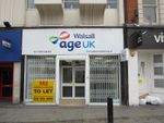 Thumbnail to rent in The Bridge, Walsall