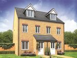 "Thumbnail to rent in ""The Souter"" at Wilbury Close, Coate, Swindon"