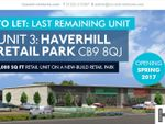 Thumbnail to rent in Unit 3 Haverhill Retail Park, Ehringshausen Way, Haverhill, Suffolk