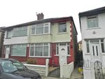Thumbnail for sale in Roxburgh Street, Bootle