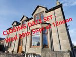 Thumbnail for sale in Clarence Street, Thurso