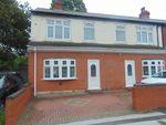 Thumbnail for sale in Foxton Road, Alum Rock, Birmingham, West Midlands