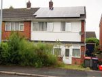 Thumbnail for sale in Bridge Close, Trench Telford