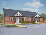 Thumbnail to rent in The Hawarden, Plots 19 & 20, St George Road, Abergele, Conwy