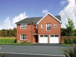 """Thumbnail to rent in """"Kingsmoor"""" At Close Lane, Alsager, Stoke-On-Trent ST7, Alsager,"""