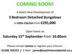 Thumbnail for sale in Little Clacton, Essex