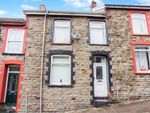Thumbnail for sale in William Street, Tonypandy