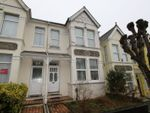 Thumbnail for sale in Edgcumbe Park Road, Peverell, Plymouth