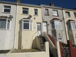 Thumbnail for sale in Crantock Terrace, Plymouth