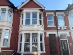 Thumbnail for sale in Gladstone Road, Barry
