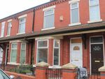 Thumbnail for sale in Deramore Street, Rusholme, Manchester