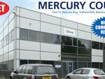 Thumbnail to rent in Unit 10, Mercury Court, Mercury Way, Trafford Park, Manchester