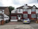 Thumbnail for sale in Braemar Avenue, Wembley